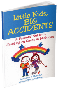 Free Michigan Child Injury Book
